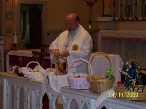 Blessing of Easter Food - Święconka